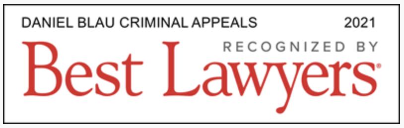 Dan Blau Selected to Best Lawyers in America